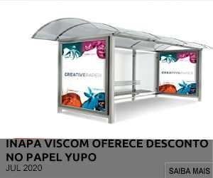 INAPA VISCOM OFERECE DESCONTO NO PAPEL SINTÉTICO YUPO