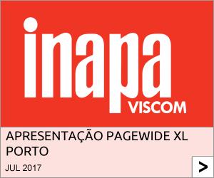 Inapa Viscom – Apresentação Pagewide XL – Porto