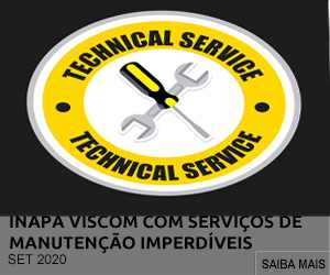 INAPA VISCOM COM SERVIÇOS DE MANUTENÇÃO IMPERDÍVEIS