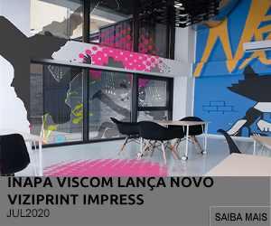 INAPA VISCOM LANÇA NOVO VIZIPRINT IMPRESS, SEM PVC, REPOSICIONÁVEL E REUTILIZÁVEL